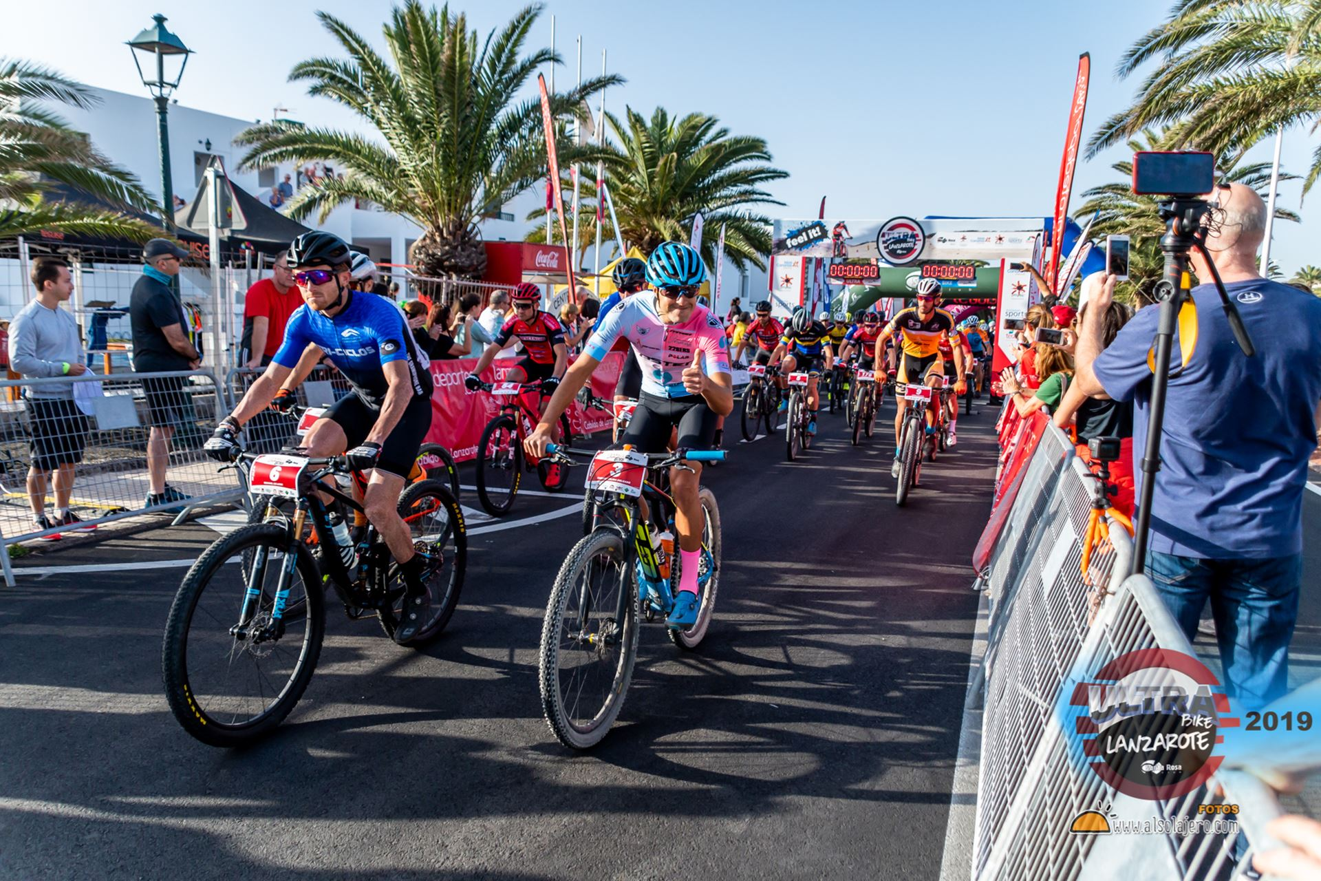 Salida 2ª Etapa Ultrabike 2019 Fotos Alsolajero.com-25