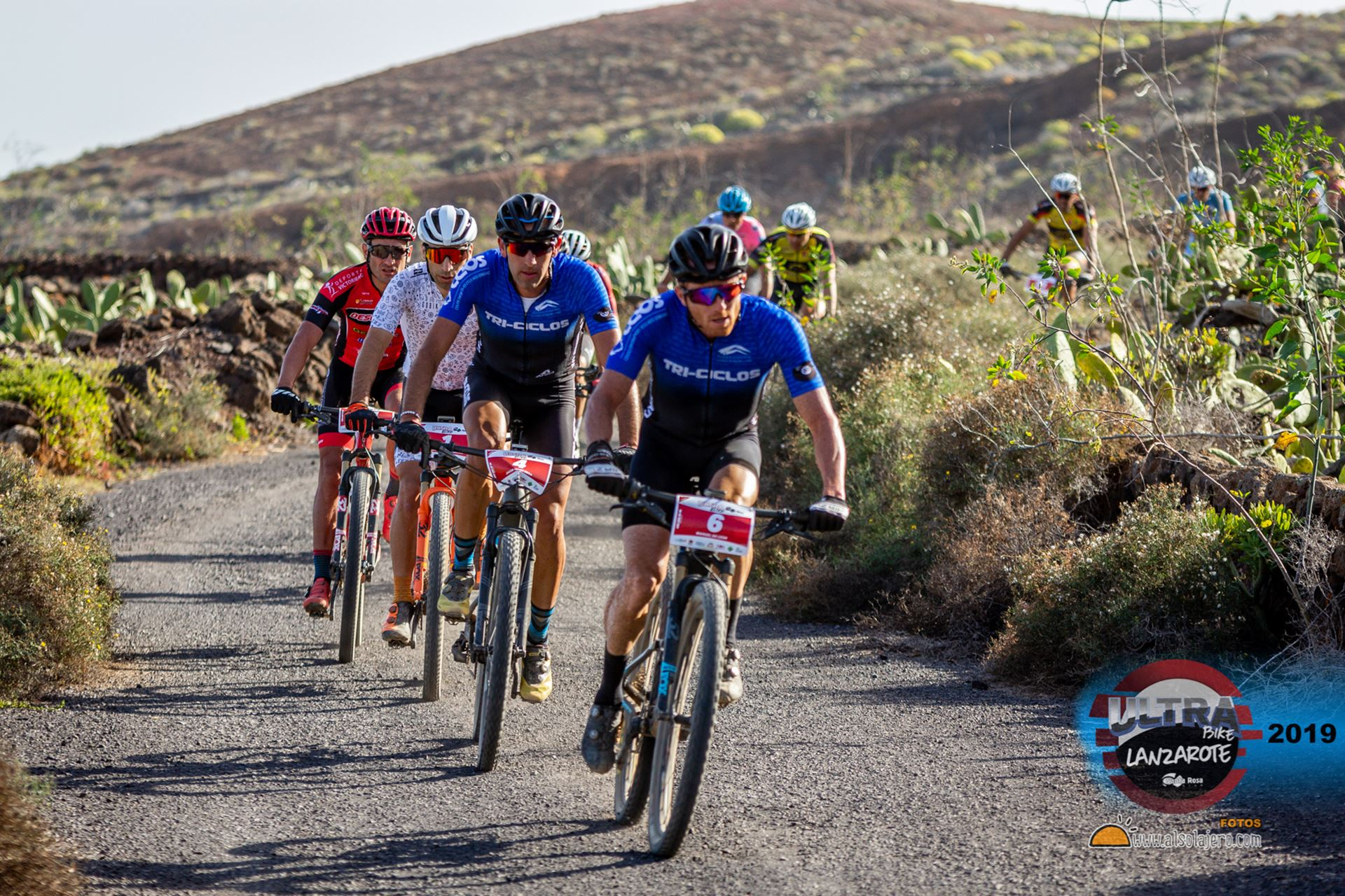 Sector Guatiza 2ª Etapa Ultrabike 2019 Fotos Alsolajero.com-2