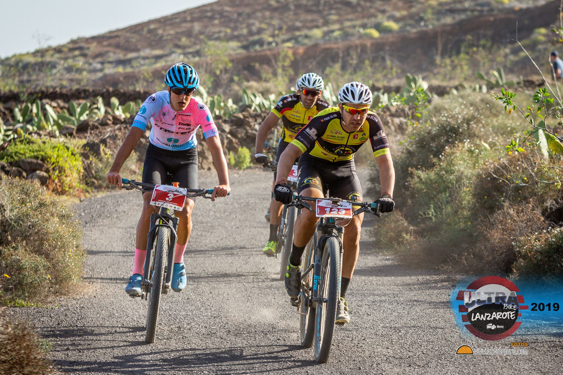 Sector Guatiza 2ª Etapa Ultrabike 2019 Fotos Alsolajero.com-4