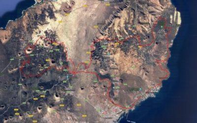 Pequeña rectificación del trazado de la Ultra en Mozaga y Soo por petición de Medio Ambiente