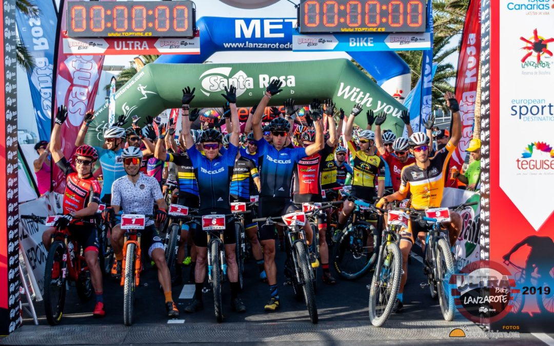 La VII edición de Ultrabike Lanzarote trae novedades