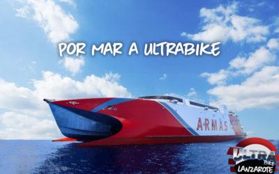Ultrabike Lanzarote renueva el acuerdo de colaboración con Naviera Armas