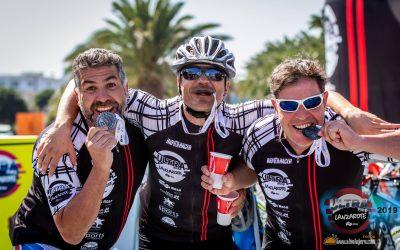 Nuevos trazados y meta marcan esta edición 2021 de la Ultrabike Lanzarote