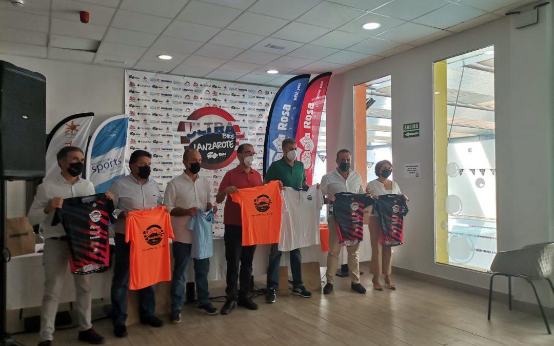 Nueva línea de meta y 850 inscritos, protagonistas de la 7ª edición de la Ultrabike Lanzarote 2021