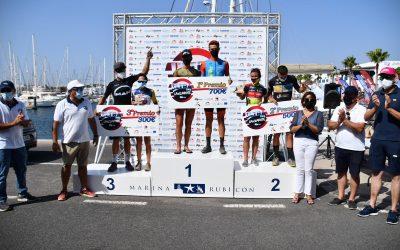 La isla de los volcanes corona a Tessa Kortekaas y Nelson Vera vencedores de la VII edición de la Ultrabike 2021
